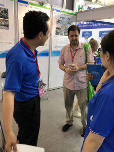 热烈祝贺公司参加中国国际陶瓷工业技术与产品展览会取得圆满成功