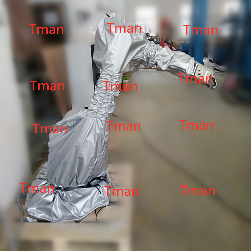 防尘机械人防护服