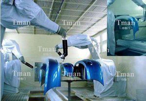 汽车生产线喷涂防护服