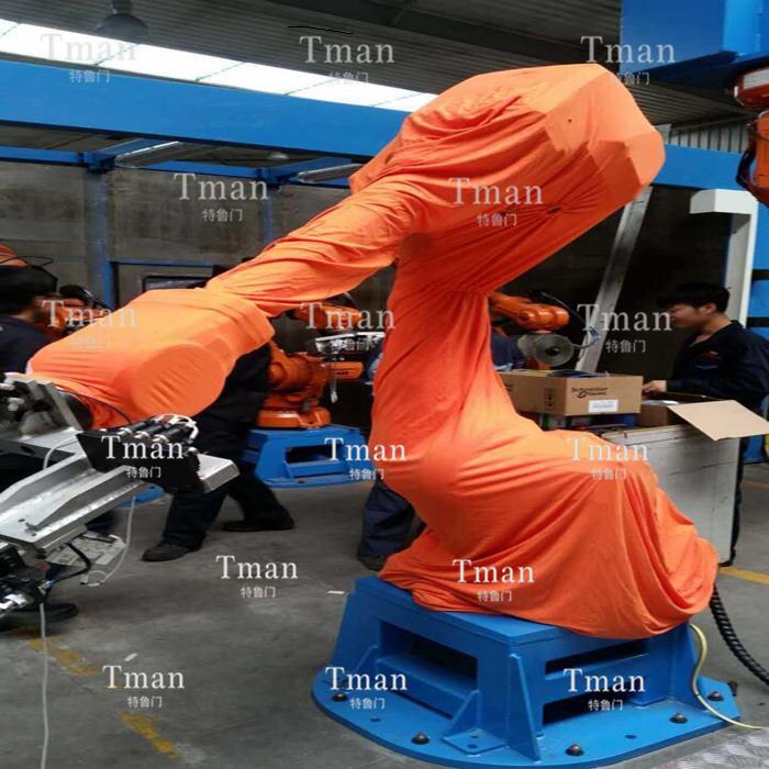 喷涂机械人防护服