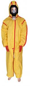 耐腐蚀机器人防护服