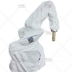 非标工业机器人喷涂防护服/衣