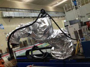 库卡 KR300R2500 耐高温阻燃防护服