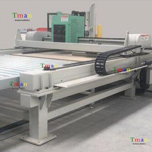 三轴桁架铣削机械手