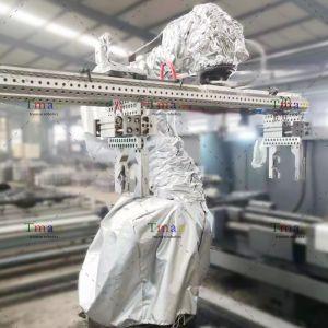 发那科R-2000IC/165防尘耐磨防护服