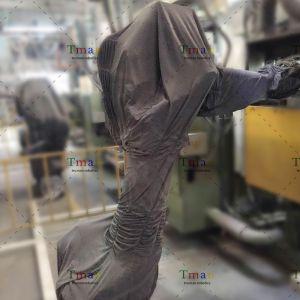 安川MH50防尘耐磨防护服
