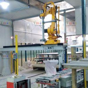 机器人自动装窑设备