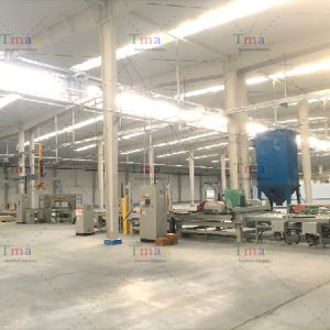 板材类产品加工生产线