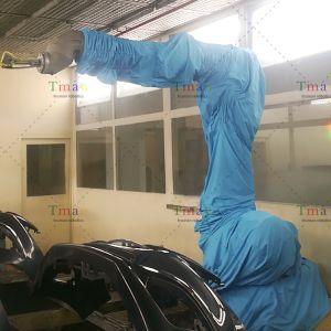 安川 MPX2850 汽车保险杠喷涂防护服