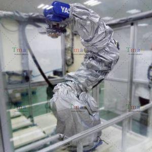 安川MS210防尘防护服