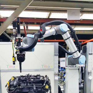 优傲UR10机器人管线包