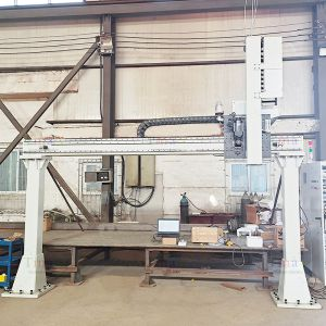 二轴桁架搬运机械手 载荷150KG 可定制